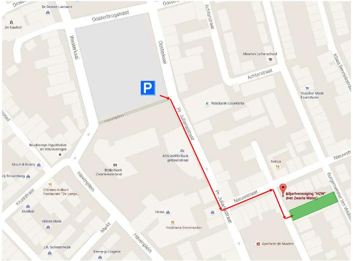 Route HZW